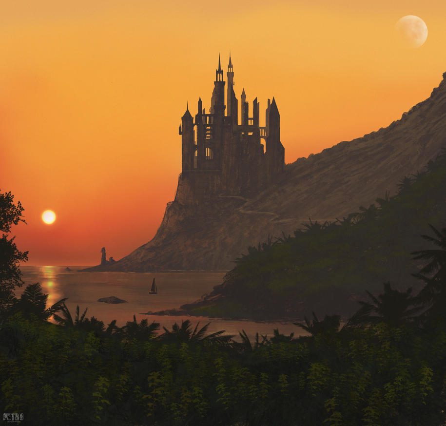 The Lost Kingdom by petro96