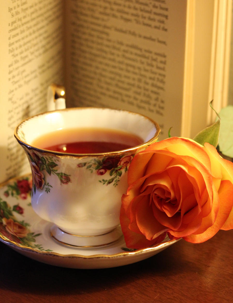 Rose. Tea. Book. II by JosephTimbury