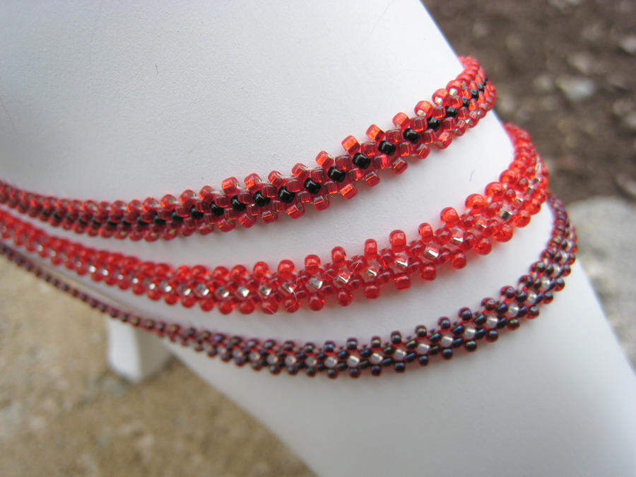 Beaded Anklets - pixMatch | Search with picture application