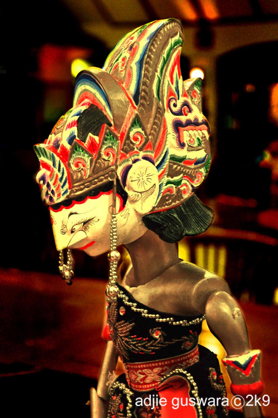 wayang golek puppet by adjieguswara-art on DeviantArt