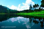 corner of cisanti lake...,