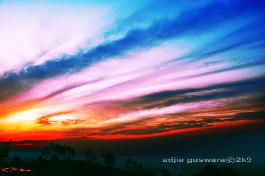 before sunrise.. by adjieguswara-art