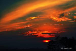 before sunrise 2 by adjieguswara-art