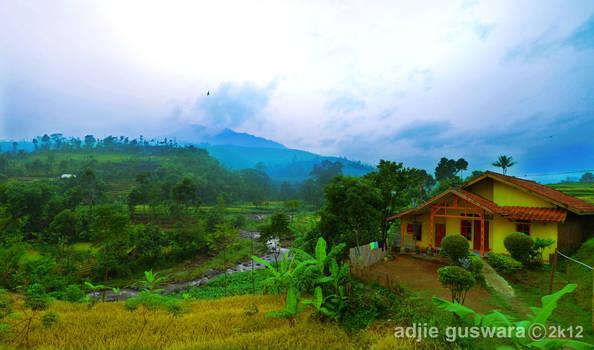 Cibangoak Village