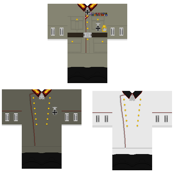 Prussian Uniforms continuation by God-EmperorSigmar on DeviantArt