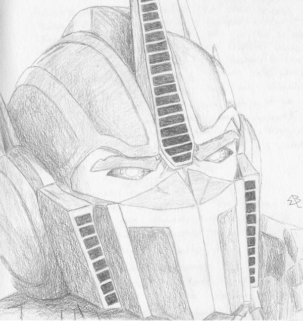 Prime Sketch 2 by Kenai-Okami75
