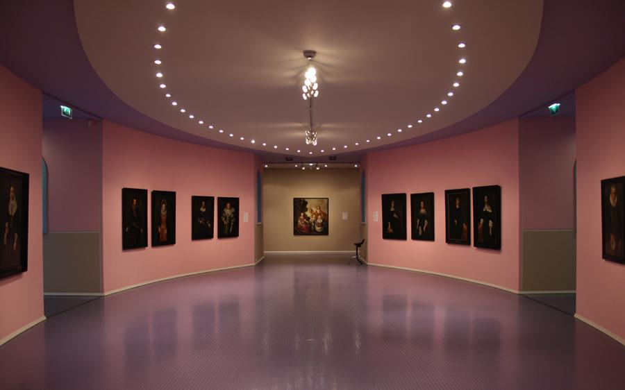 Interior Groninger Museum by Nilkes on DeviantArt