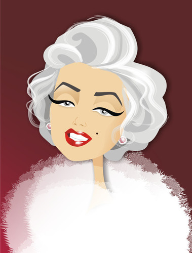 Marilyn Monroe by nicoletaionescu