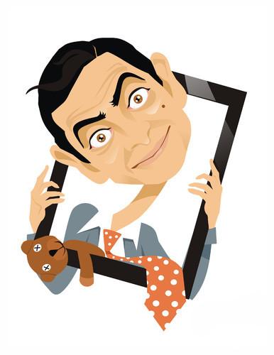 Mr Bean by nicoletaionescu