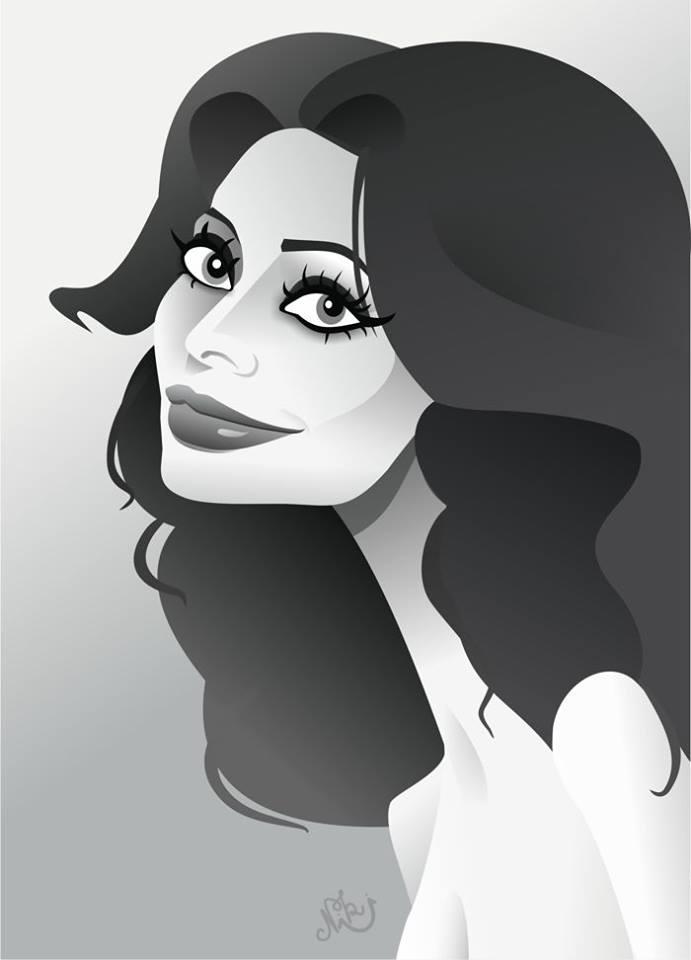 Sophia Loren by nicoletaionescu