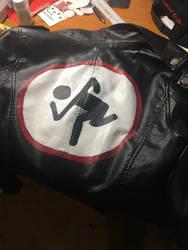 D.R.I. Customized Jacket
