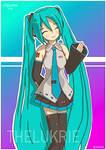 Hatsune Miku [Vocaloid FanArt]