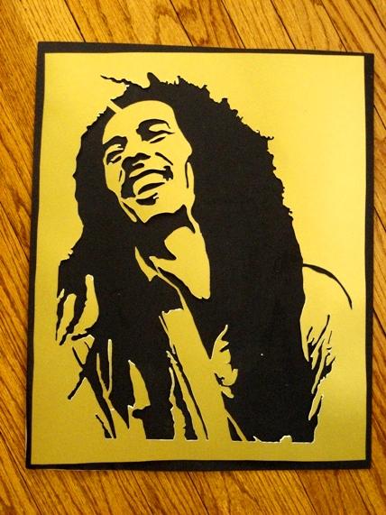 Bob Marley by iamfox