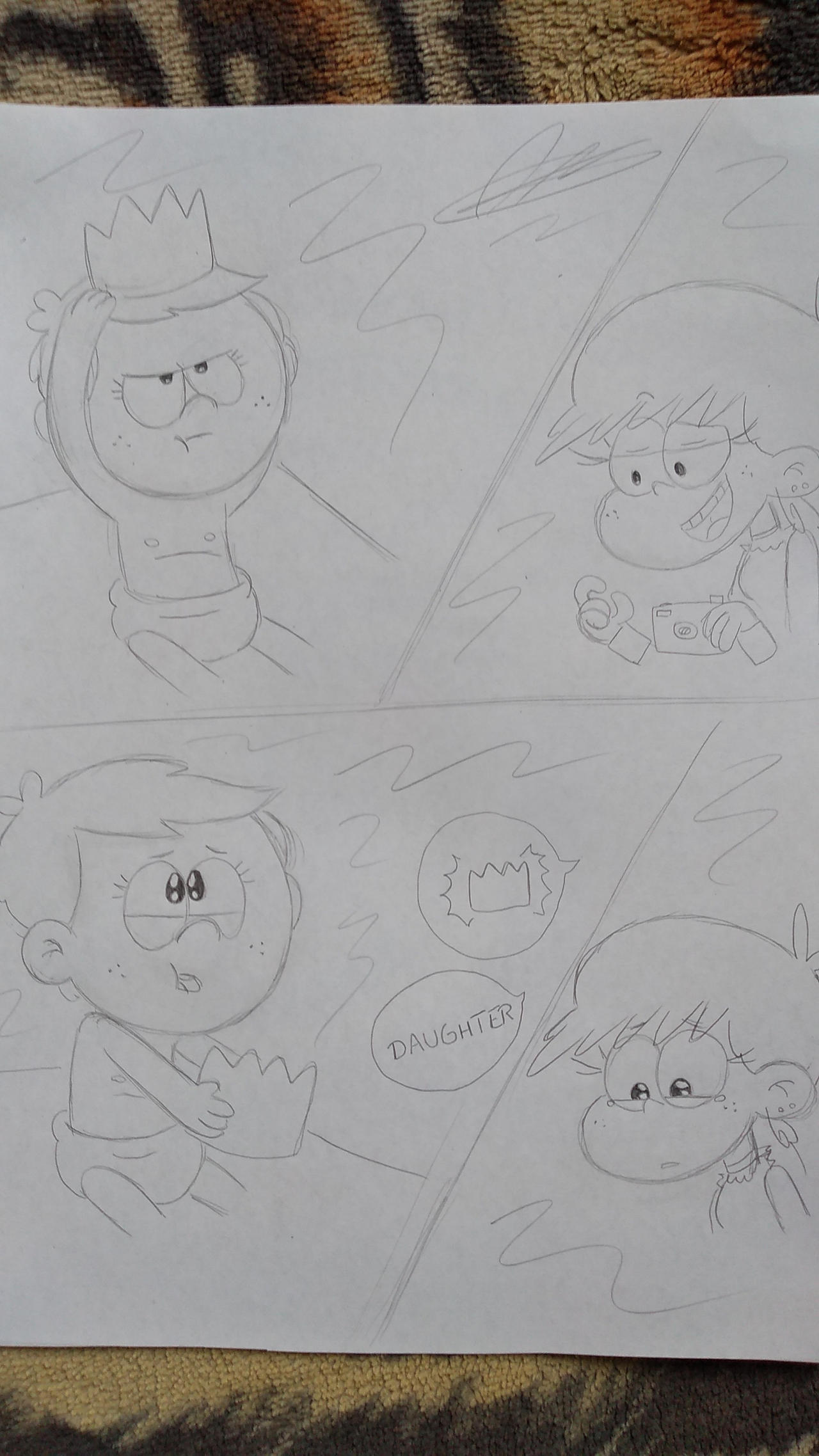 The Steps Of A Mother Short Stories 6 By Crock2121 On Deviantart