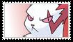 Zangoose Stamp by SandraThePorcupine
