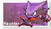 Haunter Stamp! by SandraThePorcupine
