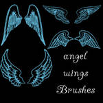 Angel Wings Brushes