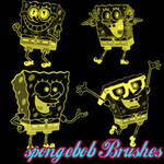 SpongeBob Brushes