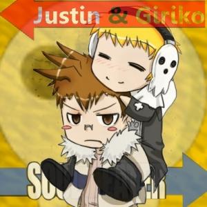 Giriko and Justin Avatar by niemampomyslunanicka