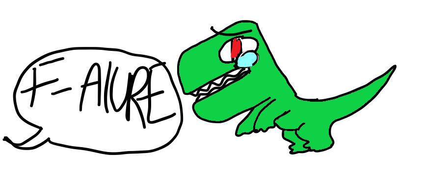 F-ailure Rex (Part 2) by TheSaltQueen