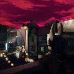 Role em Yokohama by Trojan-Pony