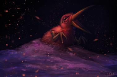 Silly stupid blob monster, reborn by Trojan-Pony