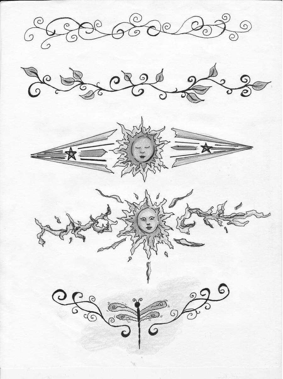 tato star, Tattoo Designs