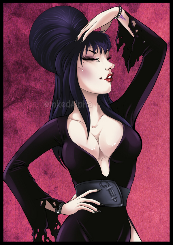 Mistress of Darkness by Inked-Alpha