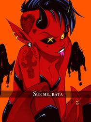 Red Girl Revolution