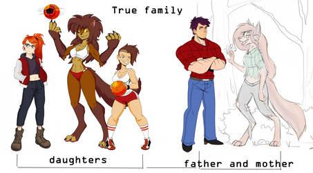 TDH lynn Darko's real family 2
