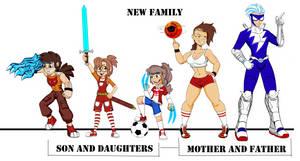 TDH lynn Darko's New family 2