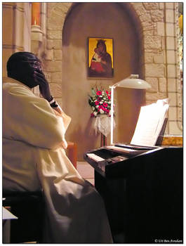 X-mas Mass in Jerusalem