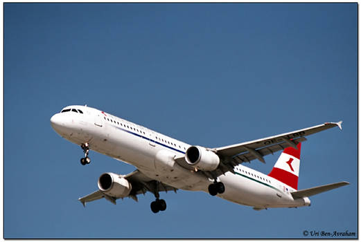 Austrian A321-211