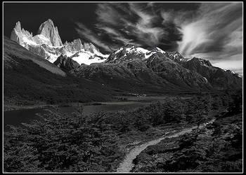 Cerro Fitz-Roy, Argentina