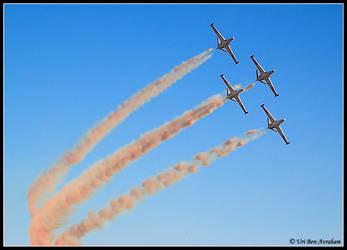 IAF Airobatics Team