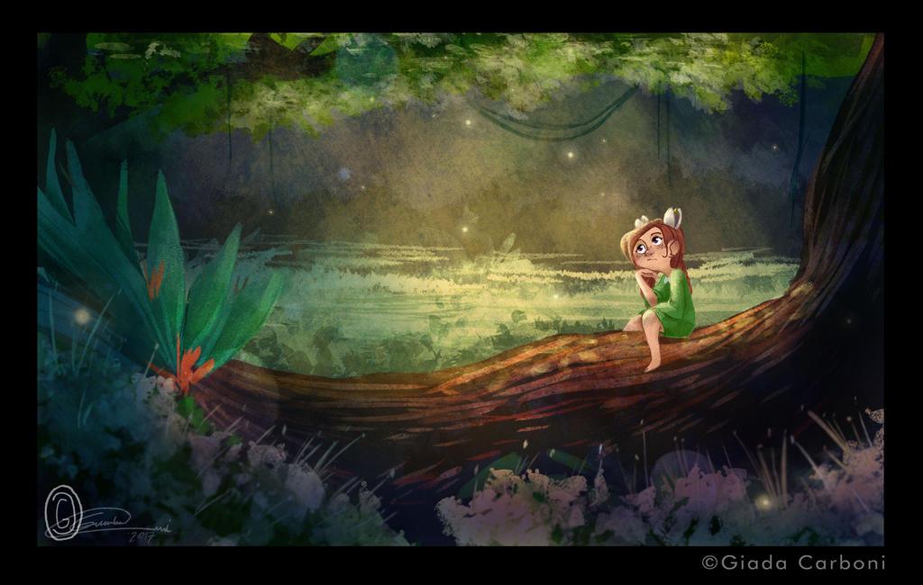 Daydream by giadina96