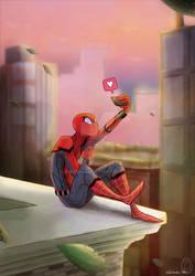 Spiderman : Homecoming