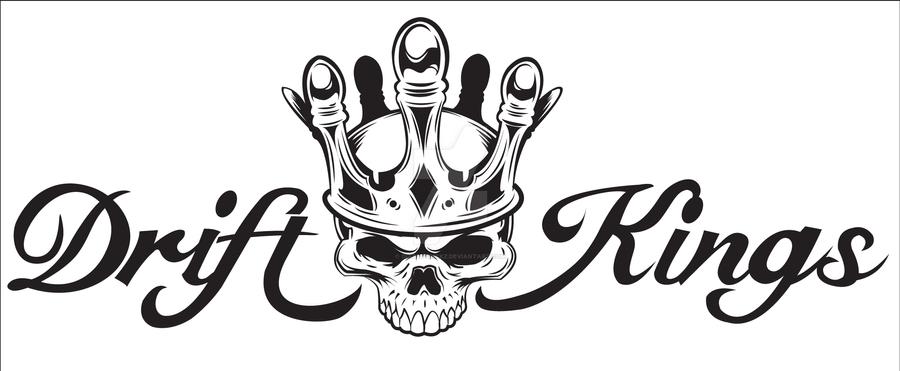 Project Logo. Drift Kings. by diablotrickz on DeviantArt