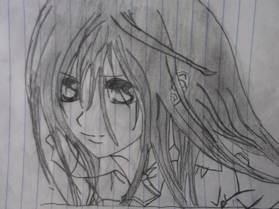 Yuki Cross From Vampire Knight by EzmeAG98
