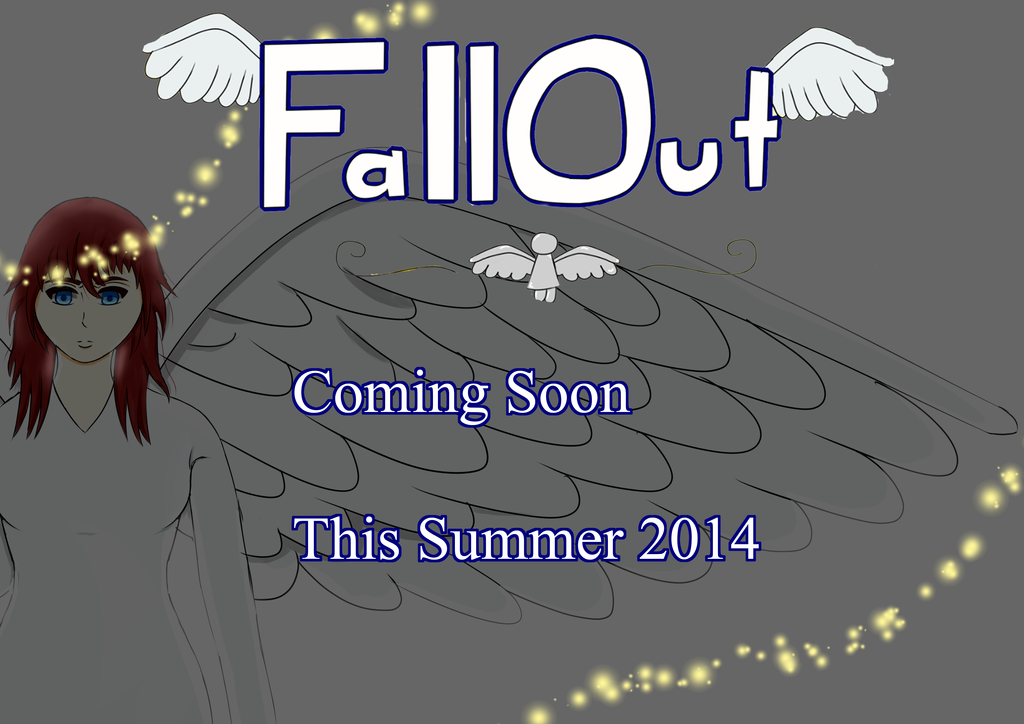 Fall Out Manga: Coming Soon by EzmeAG98
