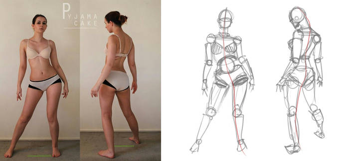 SKETCH THIS - poses level 2