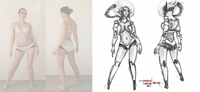 SKETCH THIS - Poses Level 3