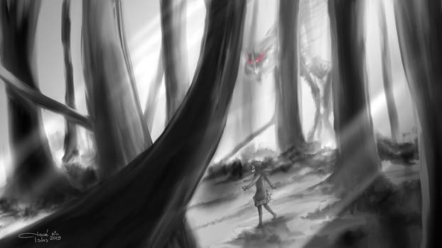 SKETCH THID - Silhouette