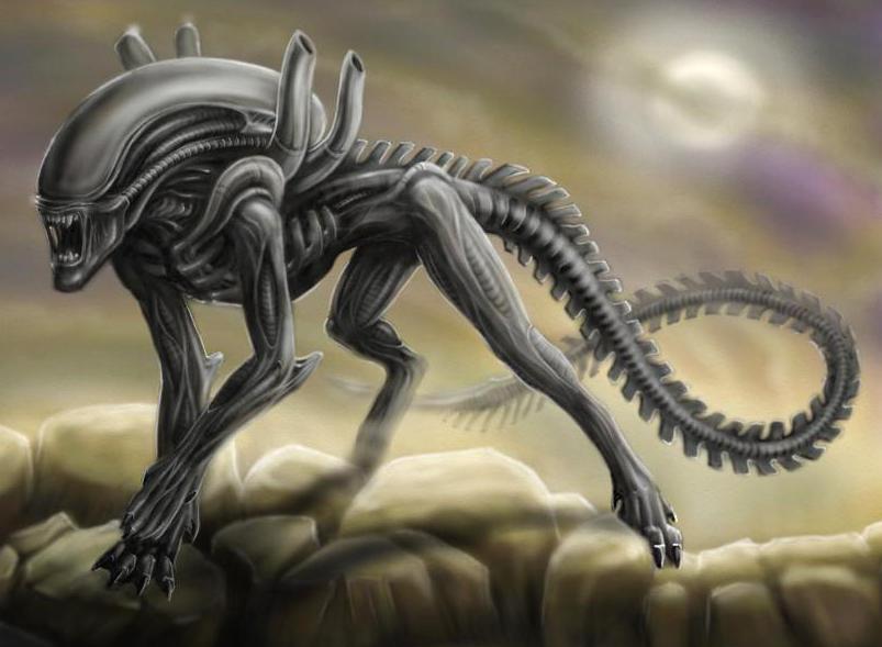Sárkány Runner_alien_by_iguancheg