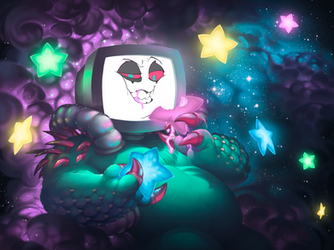 Space candies by iguancheg