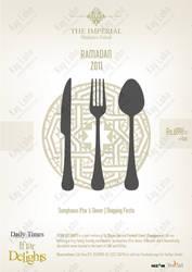 Ramadan Iftar Delights by kaylohn