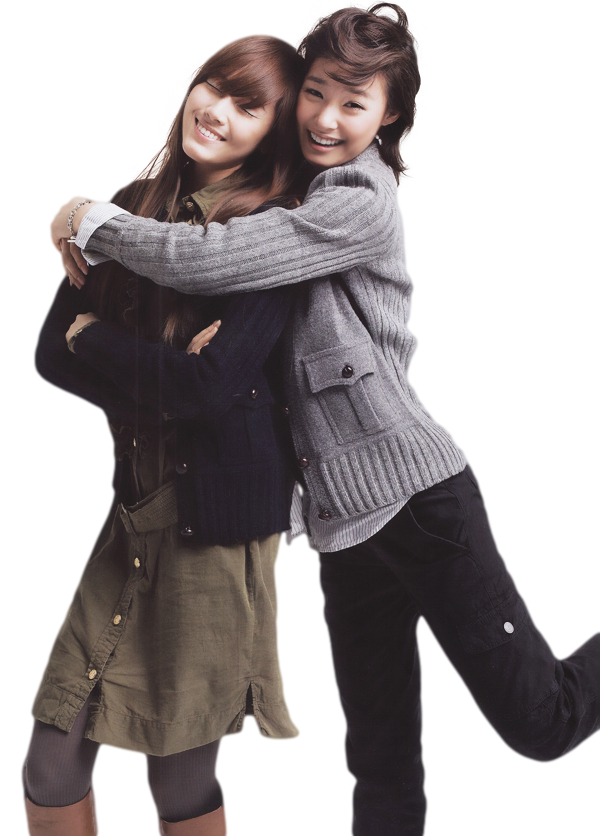 Render 24 - Jessica e Tiffany (SNSD) by Starphine