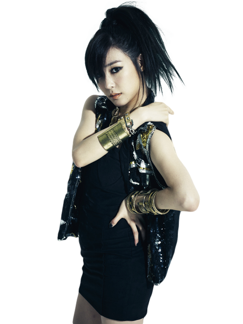 Render 37 - Tiffany (SNSD) by Starphine