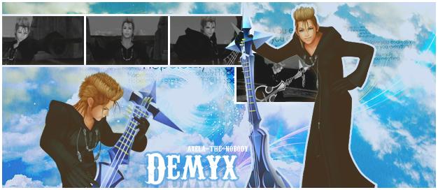 Demyx by Axela-The-Nobody