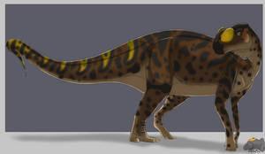 Muttaburrasaurus!!!